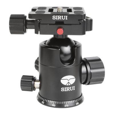 Für weitere Info hier klicken. Artikel: Sirui G-20X Kugel-Stativkopf mit TY-50X