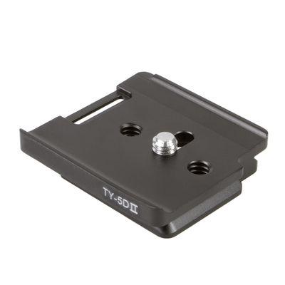Für weitere Info hier klicken. Artikel: Sirui TY-5DII Wechselplatte für Canon 5D Mark II