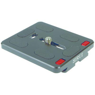 Für weitere Info hier klicken. Artikel: Sirui TY-70-2 Schnellwechselplatte 70x60mm