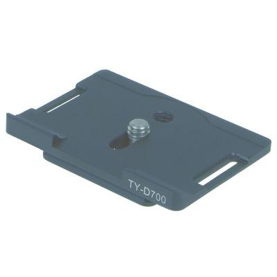 Für weitere Info hier klicken. Artikel: Sirui TY-D700 Wechselplatte für Nikon D700 D300