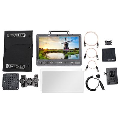 Für weitere Info hier klicken. Artikel: SmallHD 1303 HDR Production Monitor Kit V-Mount