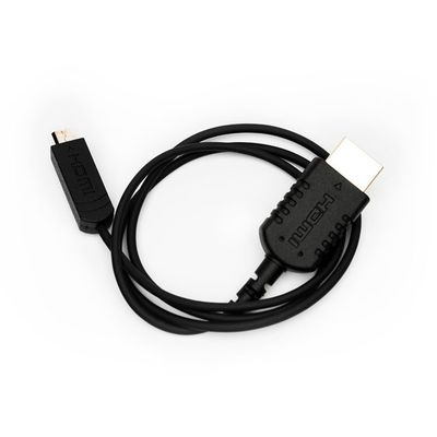 Für weitere Info hier klicken. Artikel: SmallHD 24-inch Micro to Full Size HDMI CableforFocus
