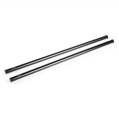 Für weitere Info hier klicken. Artikel: SmallRig 1055 2pcs 15mm Black Aluminum Alloy Rod(M12 45cm) 18inch