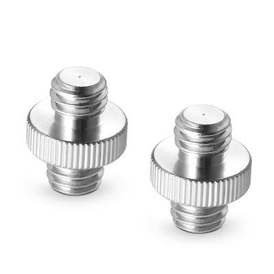 Für weitere Info hier klicken. Artikel: SmallRig 1065 Double Head Stud 2pcs pack with 3/8 Zoll to 3/8 Zoll thread