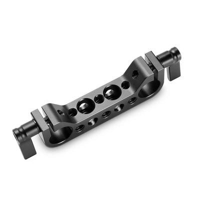 Für weitere Info hier klicken. Artikel: SmallRig 1078 RailBlock 15mm Rod Clamp with 1/4 Zoll Threads