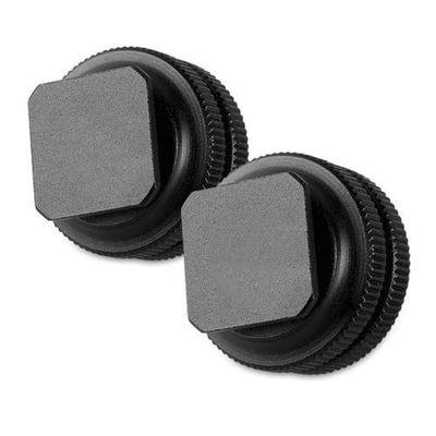 Für weitere Info hier klicken. Artikel: SmallRig 1631 Cold Shoe Adapter with 3/8 Zoll to 1/4 Zoll Thread(2pcs Pack)