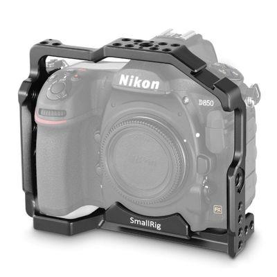 Für weitere Info hier klicken. Artikel: SmallRig Cage für Nikon D850 - 2129