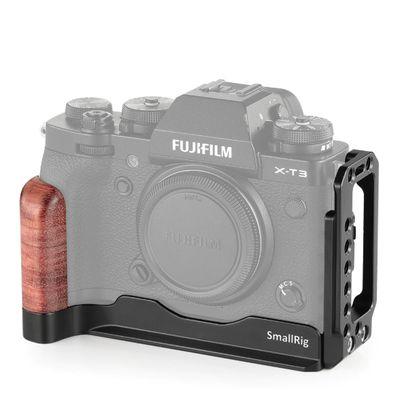 Für weitere Info hier klicken. Artikel: SmallRig 2253 L Bracket for Fujifilm X T3 and X T2 Camera