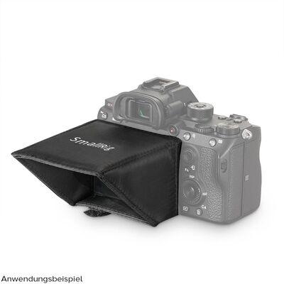 Für weitere Info hier klicken. Artikel: SmallRig LCD Bildschirm-Sonnenblende für Sony A7, A7II, A7III, A9 2215