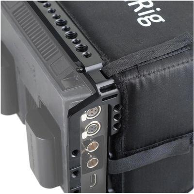 Für weitere Info hier klicken. Artikel: SmallRig Cage für Monitor / Recorder Video Assist mit Sonnenblende