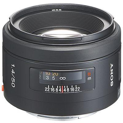 Für weitere Info hier klicken. Artikel: Sony AF 1,4/50 Sony A-Mount Vollformat