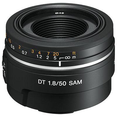 Für weitere Info hier klicken. Artikel: Sony AF 50mm f/1,8 SAM DT Sony A-Mount