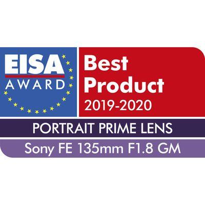 Für weitere Info hier klicken. Artikel: Sony AF 135mm f/1,8 GM FE-Mount