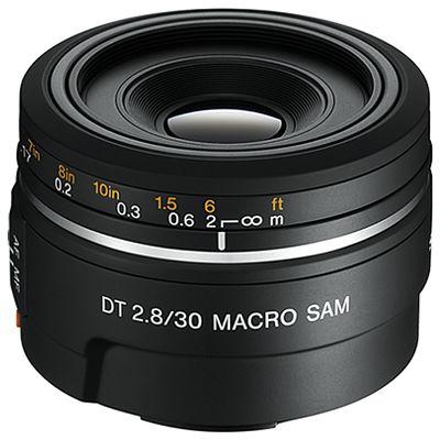 Für weitere Info hier klicken. Artikel: Sony AF 30mm f/2,8 Makro DT Sony A-Mount