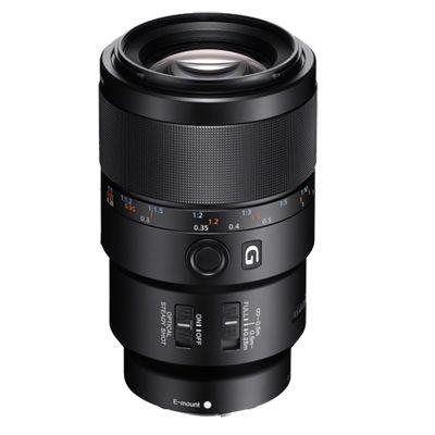 Für weitere Info hier klicken. Artikel: Sony AF 90mm f/2,8 Makro G OSS Sony FE-Mount
