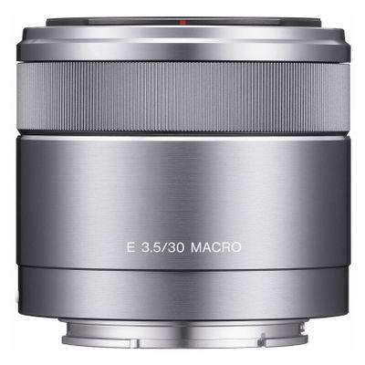Für weitere Info hier klicken. Artikel: Sony AF 30mm f/3,5 Macro silber Sony E-Mount