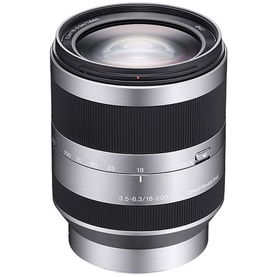 Für weitere Info hier klicken. Artikel: Sony AF 3,5-6,3/18-200 silber Sony E-Mount