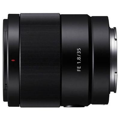 Für weitere Info hier klicken. Artikel: Sony SEL 35mm f/1,8 Sony FE-Mount