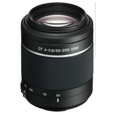 Für weitere Info hier klicken. Artikel: Sony AF 55-200mm f/4,0-5,6 DT SAM Sony A-Mount