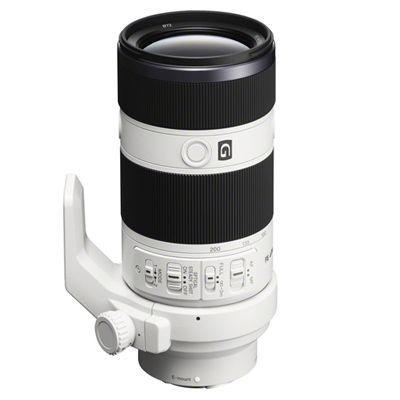 Für weitere Info hier klicken. Artikel: Sony AF 70-200mm f/4,0 OSS G Sony FE-Mount