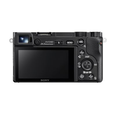 Für weitere Info hier klicken. Artikel: Sony Alpha 6000 (ILCE-6000) Gehäuse schwarz