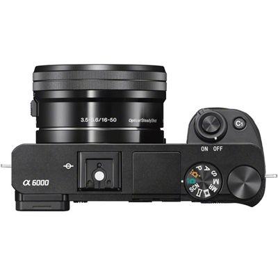 Für weitere Info hier klicken. Artikel: Sony Alpha 6000 (ILCE-6000) + SEL 16-50mm PZ OSS schwarz