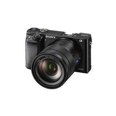 Für weitere Info hier klicken. Artikel: Sony Alpha 6000 (ILCE-6000LBZ) 16-70 schwarz