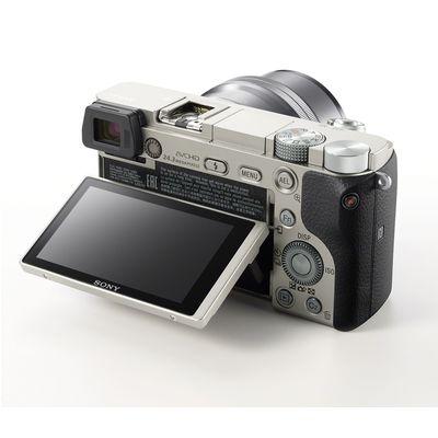 Für weitere Info hier klicken. Artikel: Sony Alpha 6000 (ILCE-6000) + SEL 16-50mm PZ OSS silber