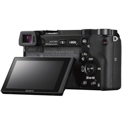 Für weitere Info hier klicken. Artikel: Sony Alpha 6000 (ILCE-6000YB) + SEL 16-50mm PZ OSS + SEL 55-210mm OSS schwarz