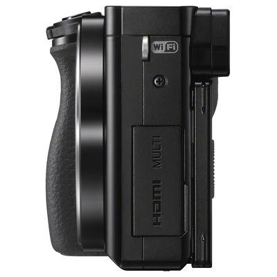 Für weitere Info hier klicken. Artikel: Sony Alpha 6000 (ILCE-6000) + Tamron 18-200mm Di III VC schwarz