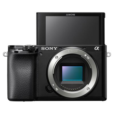 Für weitere Info hier klicken. Artikel: Sony Alpha 6100 (ILCE-6100) Gehäuse schwarz