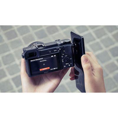 Für weitere Info hier klicken. Artikel: Sony Alpha 6400, AF 3.5-5.6/16-50 PZ OSS