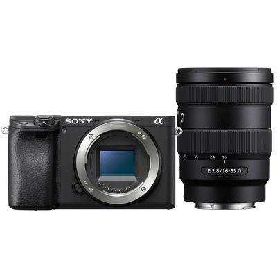 Für weitere Info hier klicken. Artikel: Sony Alpha 6400 (ILCE-6400) + SEL 16-55mm f/2,8 G schwarz