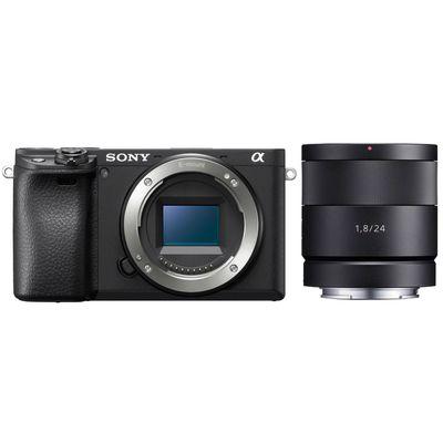 Für weitere Info hier klicken. Artikel: Sony Alpha 6400 (ILCE-6400) + ZEISS Sonnar T* SEL 24mm f/1,8