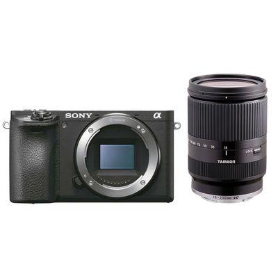 Für weitere Info hier klicken. Artikel: Sony Alpha 6500 + Tamron AF 3.5-6.3/18-200 Di III VC Sony E-Mount schwarz