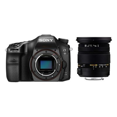 Für weitere Info hier klicken. Artikel: Sony Alpha 68 (ILCA-68),Sigma 17-50 EX DC HSM