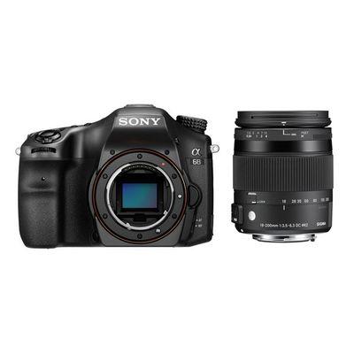 Für weitere Info hier klicken. Artikel: Sony Alpha 68 (ILCA-68),Sigma 18-200 DC OS HSM C
