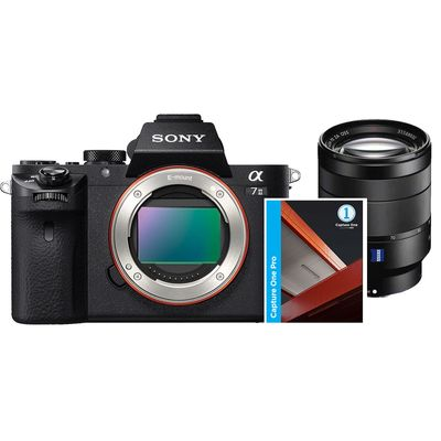 Für weitere Info hier klicken. Artikel: Sony Alpha 7 II (ILCE-7M2), AF 24-70 ZA OSS + Capture One Pro 12