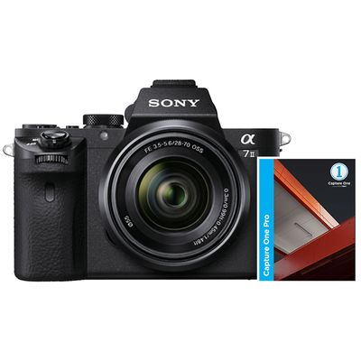Für weitere Info hier klicken. Artikel: Sony Alpha 7 II (ILCE-7M2) + SEL 28-70mm OSS FE + Capture One Pro 12
