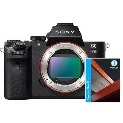 Für weitere Info hier klicken. Artikel: Sony Alpha 7 II (ILCE-7M2) + Capture One Pro 12