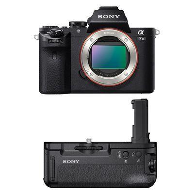 Für weitere Info hier klicken. Artikel: Sony Alpha 7 II (ILCE-7M2) + Batteriegriff VG-C2EM