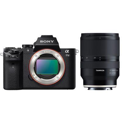 Für weitere Info hier klicken. Artikel: Sony Alpha 7 II (ILCE-7M2) + Tamron 2,8/17-28mm Di III RXD