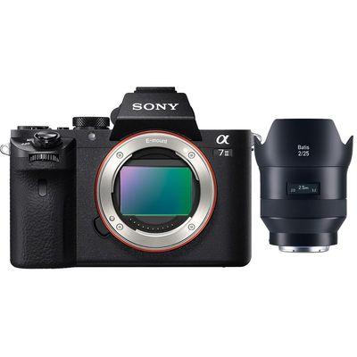 Für weitere Info hier klicken. Artikel: Sony Alpha 7 II (ILCE-7M2) + Zeiss Batis SEL 25mm f/2,0