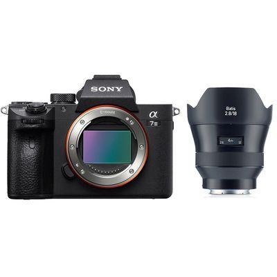 Für weitere Info hier klicken. Artikel: Sony Alpha 7 III (ILCE-7M3) + AF Zeiss Batis 18mm f/2,8