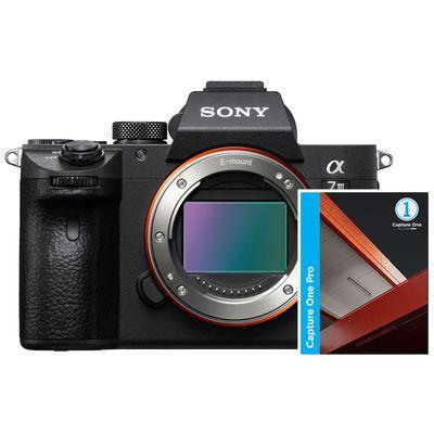 Für weitere Info hier klicken. Artikel: Sony Alpha 7 III (ILCE-7M3) + Capture One Pro 12