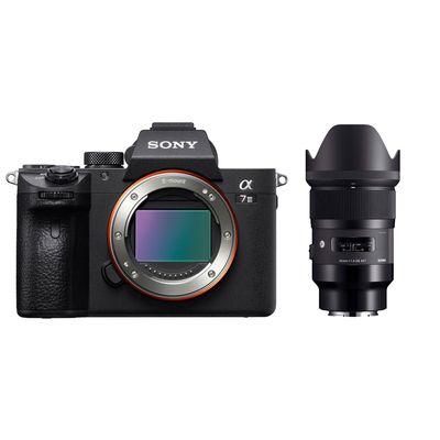 Für weitere Info hier klicken. Artikel: Sony Alpha 7 III (ILCE-7M3) + Sigma AF 1,4/35 DG HSM A