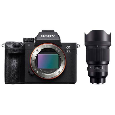 Für weitere Info hier klicken. Artikel: Sony Alpha 7 III (ILCE-7M3) + Sigma AF 1,4/85 DG HSM A