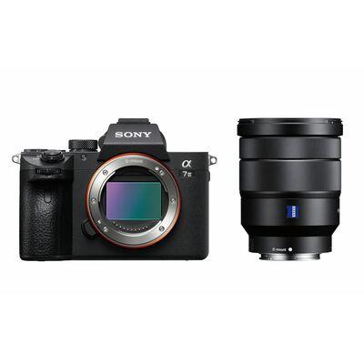 Für weitere Info hier klicken. Artikel: Sony Alpha 7 III (ILCE-7M3) Gehäuse + Zeiss Vario-Tessar T* SEL 16-35mm f/4,0 OSS ZA