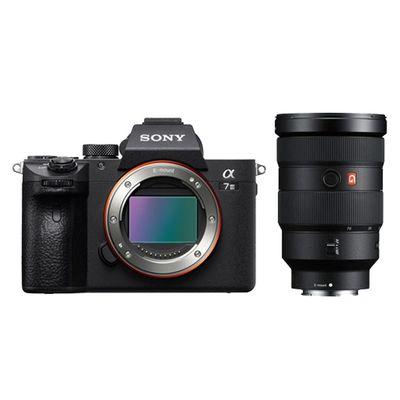 Für weitere Info hier klicken. Artikel: Sony Alpha 7 III (ILCE-7M3) + SEL 24-70mm f/2,8 GM
