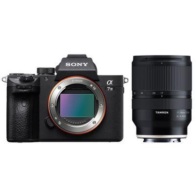 Für weitere Info hier klicken. Artikel: Sony Alpha 7 III (ILCE-7M3) + Tamron 2,8/17-28mm Di III RXD